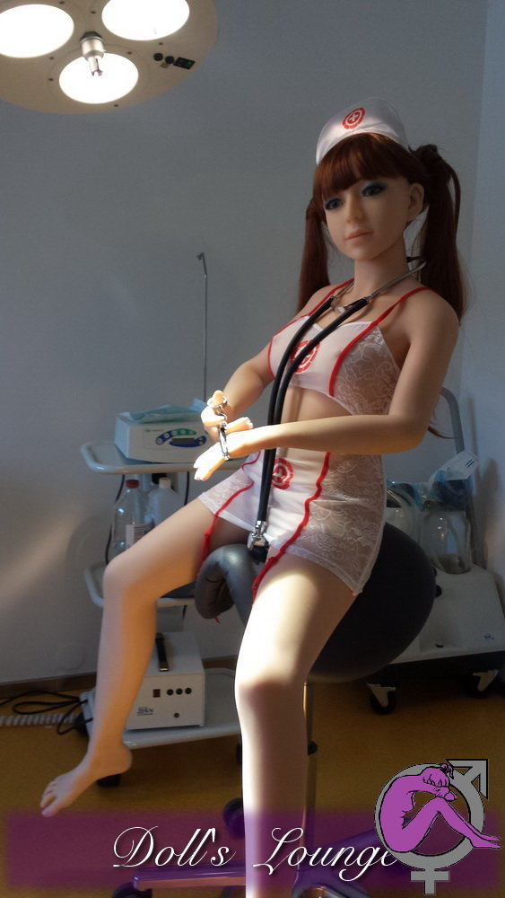 realdoll krankenschwester beim sex