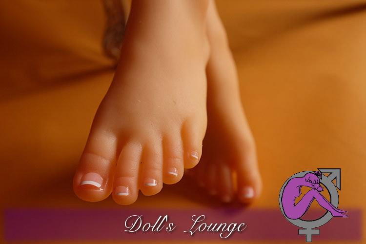 Lebensechte Silikon Lovedoll, die bessere Gummipuppe . Doll's Lounge präsentiert die Premium DS Doll vom Japanischen Hersteller Doll Sweet