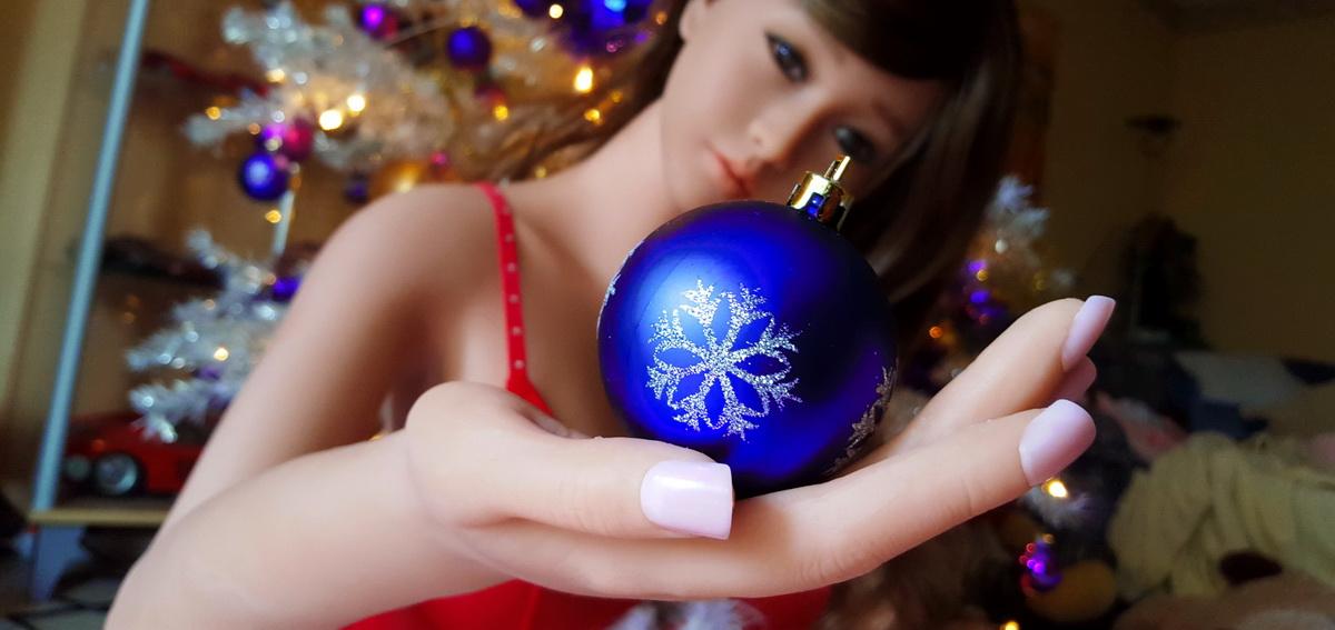 Merry X-Mas, Dollslounge wünscht frohe Weihnachten
