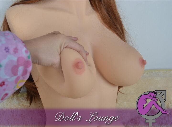 Super soft Breast TPE Torso June