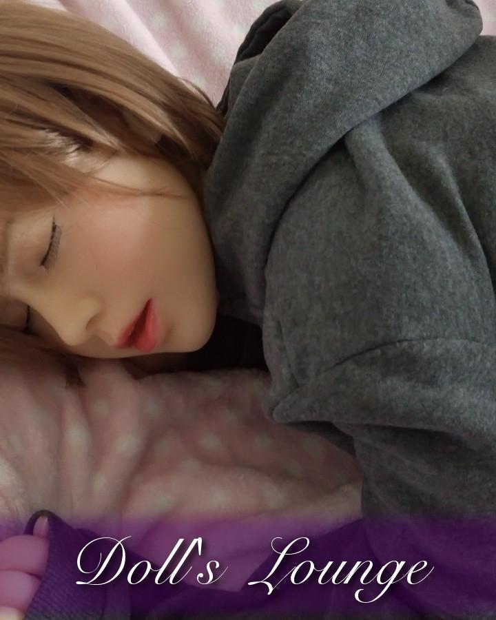 Schlafende Gummipuppe kaufen