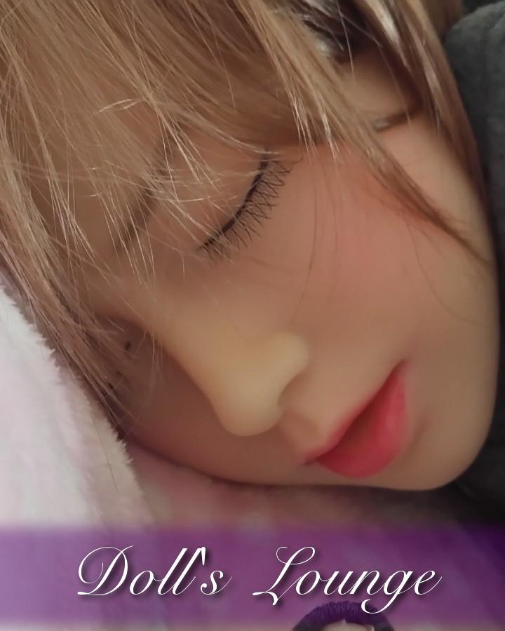 Schlafende Liebespuppe, Premium TPE Lovedoll
