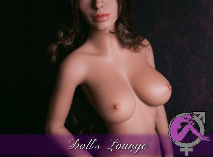 Dollslounge TPE Asia Premium Sexdoll Linda, Premium Gummipuppe