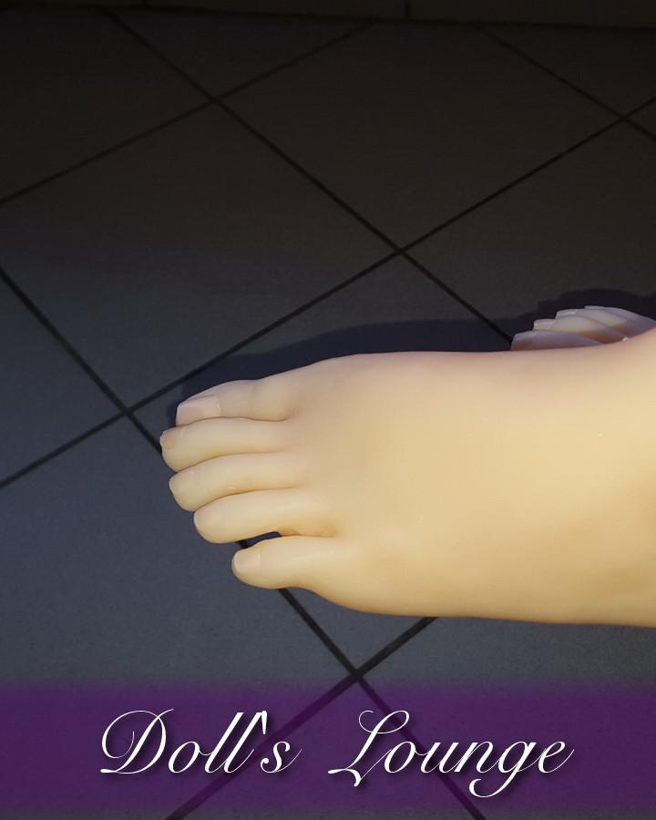 Wiring im Zeh stabilisiert den Fuß