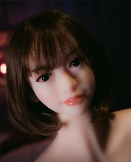 Grace die Lebensechte Dollslounge TPE Asia Premium Sexpuppe Linda, Premium Gummipuppe der Realdoll - Silikonpuppen Klasse