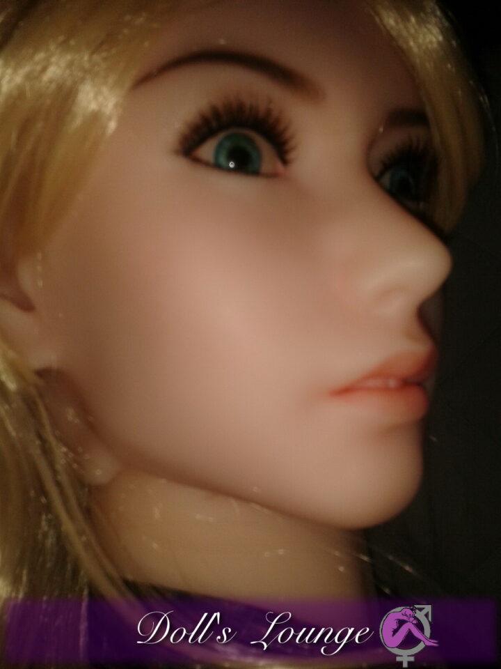 Custmiced Doll's Lounge Lovedoll 2016 mit dem neuen Gesicht Annika.