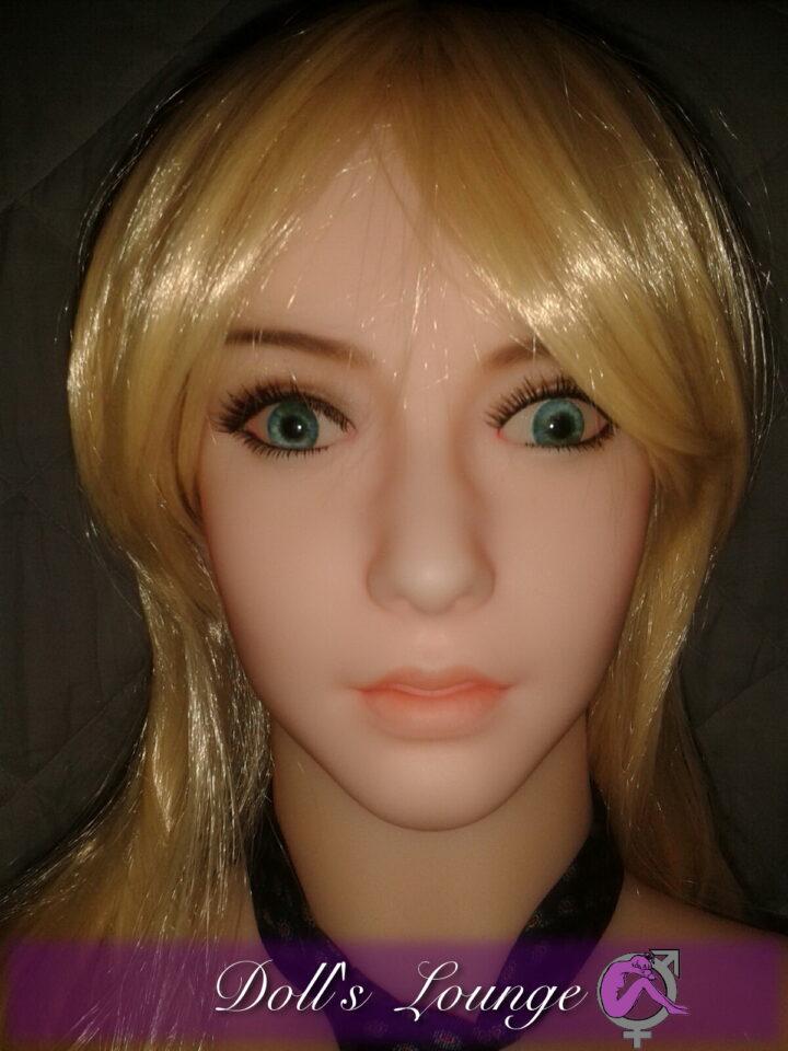 Custmiced Doll's Lounge TPE Lovedoll 2016 mit dem neuen Gesicht Annika.