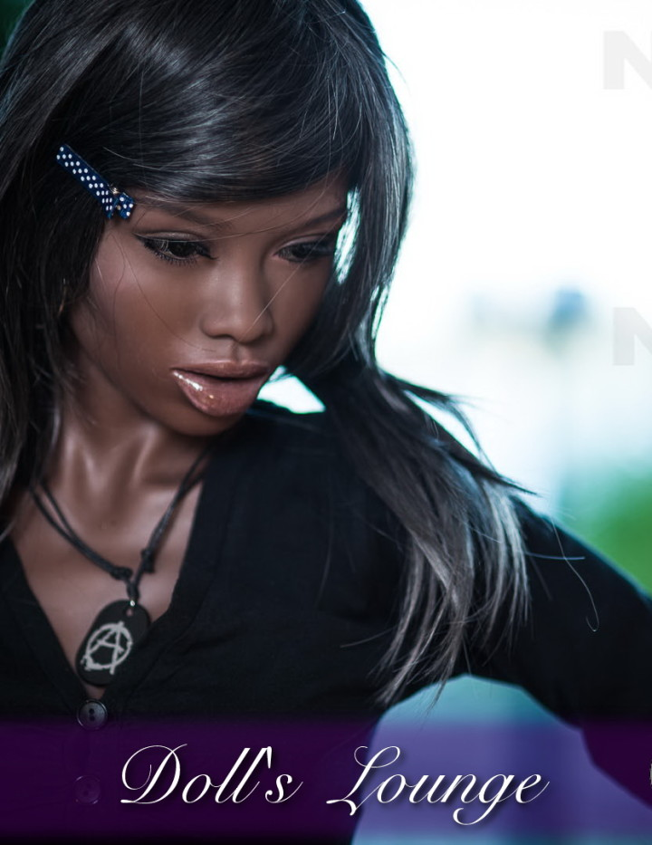 WM-Doll NAVA das TPE- Lovedoll EBONY Mannequin der Superlative