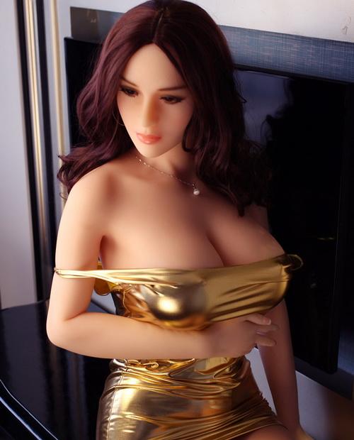 lebensechte TPE- Sexpuppe Melanie