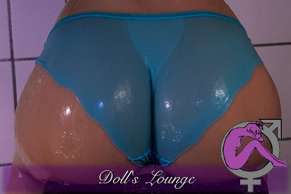 Sexpuppe der Silikonpuppenklasse Luzi, ist eine TPE Lovedoll , die den Begriff lebensechte Gummipuppe neu definiert!