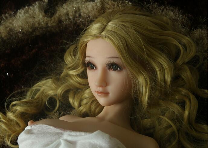 102cm platinum Siliconesexdoll Lolita