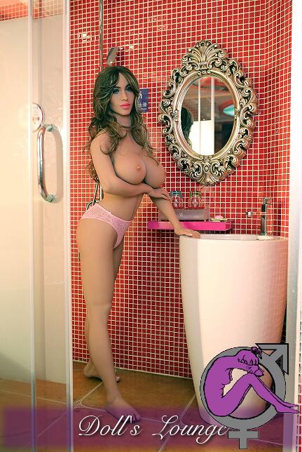 Larissa TPE-Lovedoll WM-Doll 161cm with #114 head