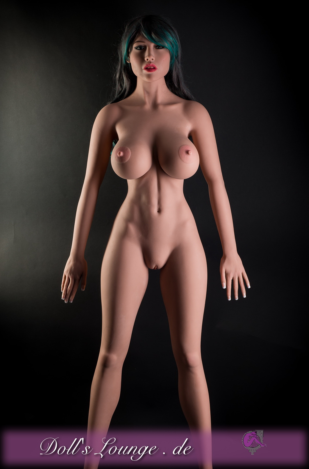 Kali is one oft he best and largest asian TPE lovedolls that wm – doll have create ever. This Sexdoll is 170cm high