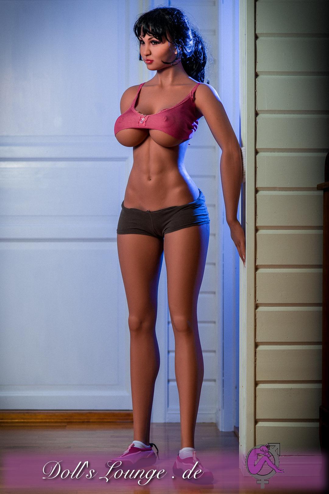 Premium WM-Doll 1meter70 Lovedoll TPE Lovedoll 170cm Gummipuppe Wisanita