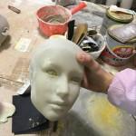 Bildhauerei Master für Mold bauen