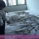 QS und Audit, Kontrolle des Skelettes ist die Basis vor dem Gießen der Puppe!