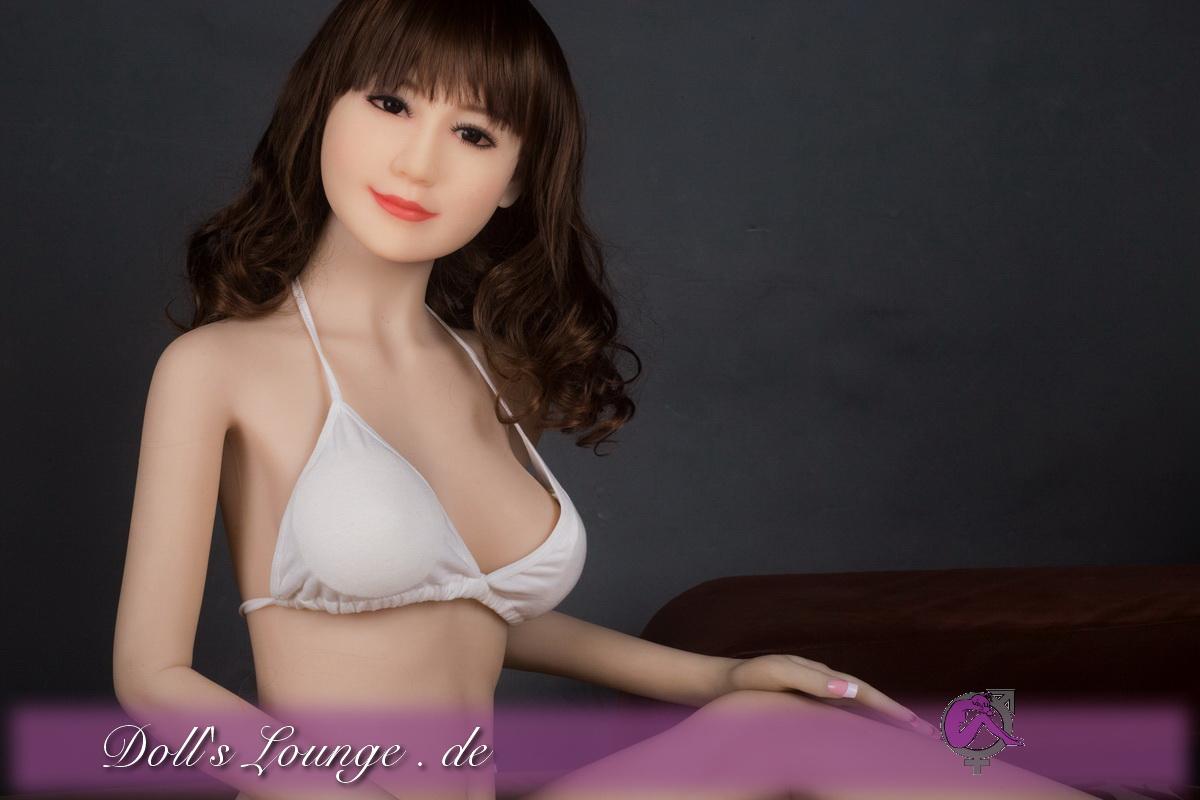 XiauWei Asian 165cm TPE-Lovedoll , asiatischer Flair einer gelungenen Sexpuppe der Silikonpuppenklasse 2017