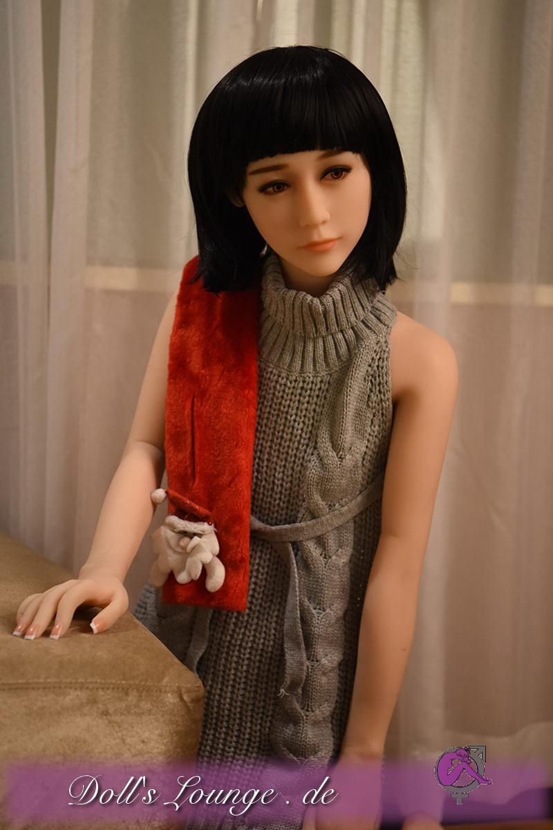 TPE Lovedoll Tiny Clarissa 158cm flat Breast
