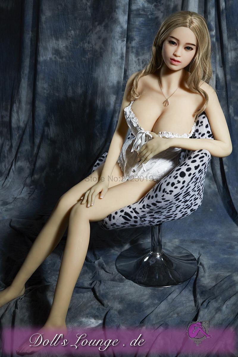6YEdoll Mannequin Mirelle Premium Sexdoll Lovedoll Sexpuppe Gummipuppe realistic lebensecht Dollslounge - 165cm Cup H Premium Lovedoll