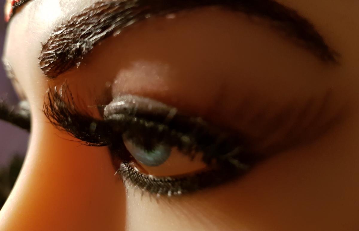 Eyes Details für eine Augen- Bestellung