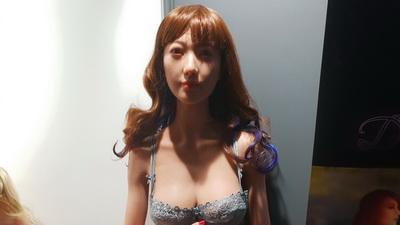 Kaori von Sino Doll setzt neue Maßstäbe unter den Silikonpuppen
