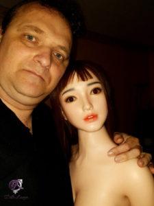 Futuredoll XiouChen Showroom Doll's Lounge mit Werner